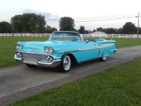 1958 Chevy IMPALA CONVERTIBLE  WOW! What else can we