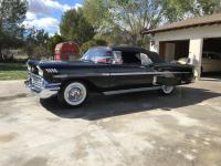 1958 Chevrolet Impala Convertible.  This is a true