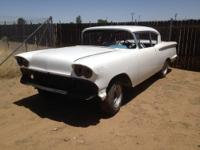1958 Biscayne 2 door Sedan frame off restoration, Frame
