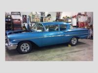 Rare! Vintage 1958 Chevrolet Del Ray Car 2 door, 350,