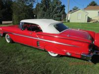 1958 Chevy Impala + Trailer for sale (SD) - $120,000