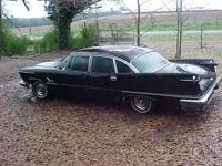1958 Chrysler Crown Imperial, 100 % initial with