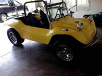 1958 Dunne Buggy. 1958 Dunne Buggy has been rebuilt -