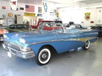 '58 Fairlane 500 Skyliner Ford Retractable Hard Top