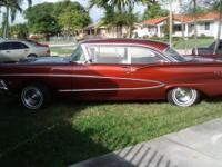 1958 FORD FAIRLANE 500, 302 Engine, LOD transmission,