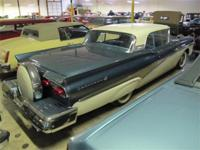 A beautiful Fairlane 500 Skyliner retractable from