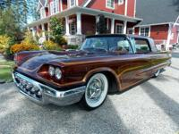 1958 Ford Thunderbird  Has won 88% of shows entered!