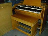 I HAVE A 1958 HAMMOND C3 ORGAN WITH LESLIE 21-H SPEAKER
