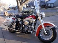 This bike has been recently fully restored and looks