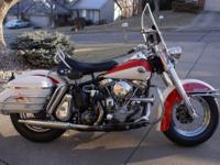 Check out this extremely nice 1958 Harley-Davidson Duo