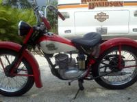 Great condition and fun to ride. Runs excellent and
