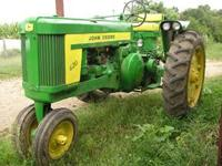 Description As You Can See The Tractor Has A Very Nice