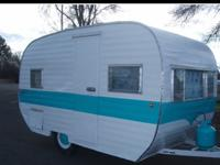 Beautiful Vintage Trailer!! We have gone through