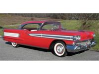 1958 Oldsmobile Super 88 Sport Coupe, only 73,000