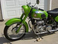 This was a good running motorcycle when I bought it,