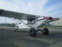 2011 ZERO TIME ON NEW FABRIC 81 PAINT, REBUILT WINGS,