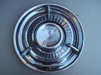 (1) 1958 Pontiac Bonneville Hub Cap $110.00..also have