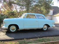 1958 Rambler American~2 door~41,000 original miles. I