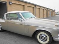 1958 Studebaker Golden Hawk Supercharged -All numbers