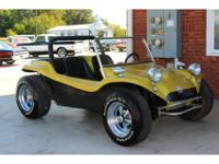 Up for sale we have a 1958 VW Dune Buggy. In the 60s