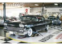 Excellent documented and original 1958 Chevrolet Impala