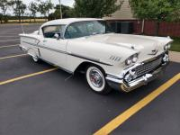 1958 Chevrolet Impala Coupe 283 V8 Two Door HardTop.