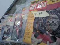 total there are 54 magazines, call me at 309 - 382 -