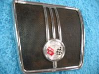 This is a very nice 1959/60 impala rear seat speaker