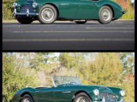 1959 Austin-Healey 100-Six BN6 Two-Seater