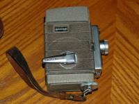 Bell and Howell Electric Eye 8mm Bell and Howell 8mm