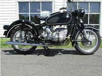 Beautiful 1959 R60/2 Excellent condition, recently