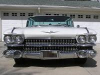 THIS SURVIVOR 1959 CADILLAC CAME FROM THE FACTORY