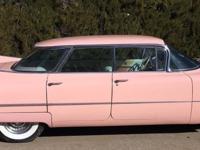 1959 Cadillac Sedan de Ville.   -This truly fabulous