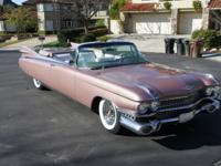 This 59 Biarritz is stunning.  -It drives great and I