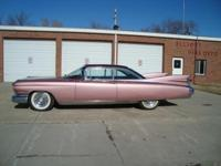 1959 Cadillac Seville 2DR HT ..Numbers Matching