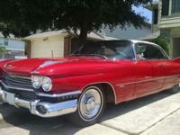 The 1959 Cadillac needs no introduction. -This example