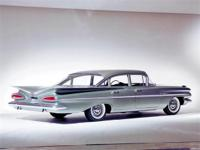 1959 Chevrolet Bel Air -All original -V8 390 -Factory