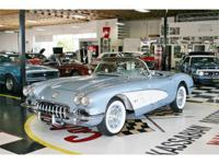 Original 1959 Fuelie Corvette Roadster - Very nicely