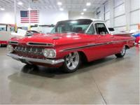 We are pleased to present this pristine 1959 Chevrolet