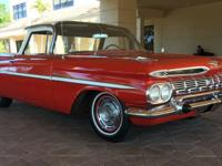 1959 Chevrolet El Camino Original Survivor.  IS YOUR