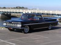 1959 Chevrolet El Camino this is a beautiful example