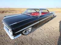 1959 Impala 2 door hard top.  This car is an attention