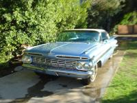1959 Chevy Impala bubbletop 2 door. Runs and drives