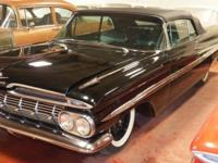 Look out classic car enthusiasts! This 1959 Chevy