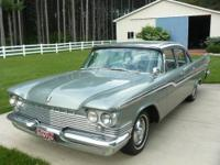 1959 Chrysler Saratoga 4DR Sedan ..Rust Free ..64,571