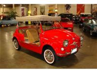 Crevier Classic Cars is pleased to offer this 1959 Fiat