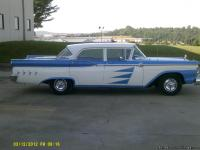 Super 1959 Ford Custom 300 4 Door Drive anywhere! Great