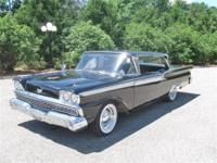 Just in is this Black Beauty 1959 Ford Fairlane 500 2