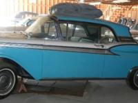 Here is a very solid rust free 1959 Retractable. It has