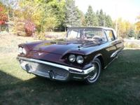 1959 Ford Thunderbird $14000 -REDUCED - Must sell due